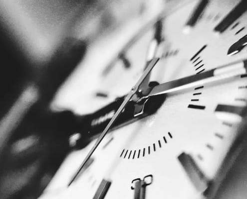 Making Time for Marketing